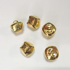 14085 Бубенчик 1,5 см, золото
