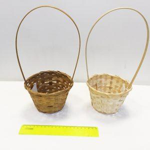 13071 Корзина плетеная бамбук 13хН935
