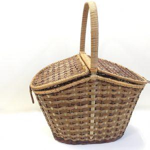 13702 Корзина для пикника, бамбук