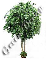 Искусственные деревья под заказ