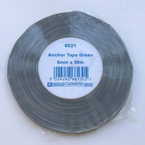 Анкор-скотч 6мм 50м зеленый