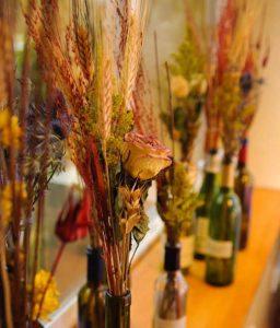 Сухоцветы для композиций
